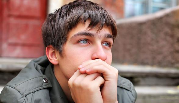 trauriger junger Mann © Sabphoto, stock.adobe.com