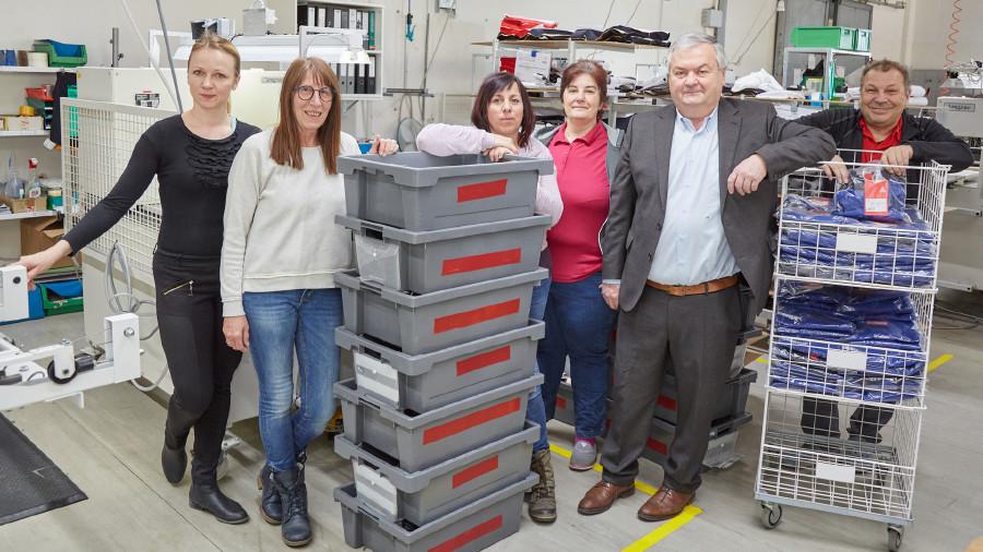 Betriebsbesuch in der Firma Löffler © -, Arbeiterkammer Oberösterreich