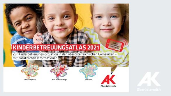Kinderbetreuungsatlas © -, AK OÖ