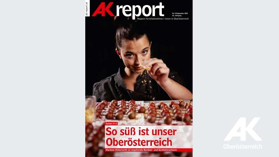 AK Report 2021 Nr. 4 © -, AK OÖ