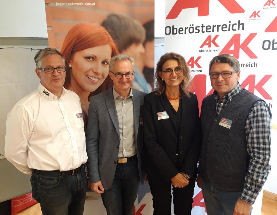 Jugendnetzwerk © -, Arbeiterkammer Oberösterreich