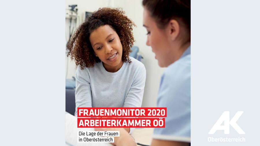 Frauenmonitor 2020 © -, Arbeiterkammer Oberösterreich