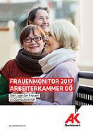 Drei Frauen stehen zusammen und lächeln © -, AK Oberösterreich