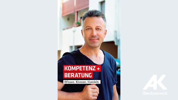 Kompetenz + Beratung © -, Arbeiterkammer Oberösterreich