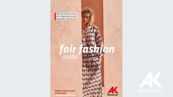 Broschüre Fair Fashion Guide © -, Arbeiterkammer Oberösterreich