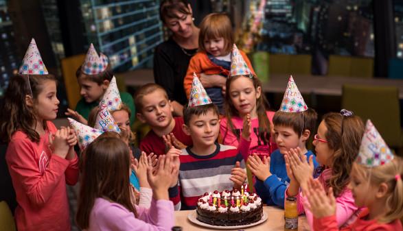 Kindergeburtstagsfeier © shock , stock.adobe.com