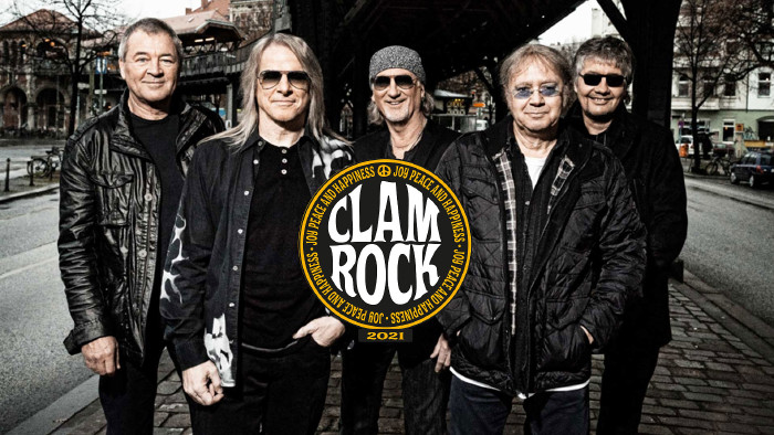 Deep Purple bei Clam Rock © -, clamlive.at