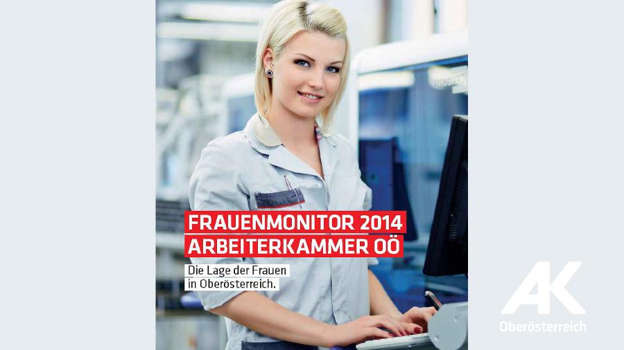 Frauenmonitor 2014 © -, Arbeiterkammer Oberösterreich