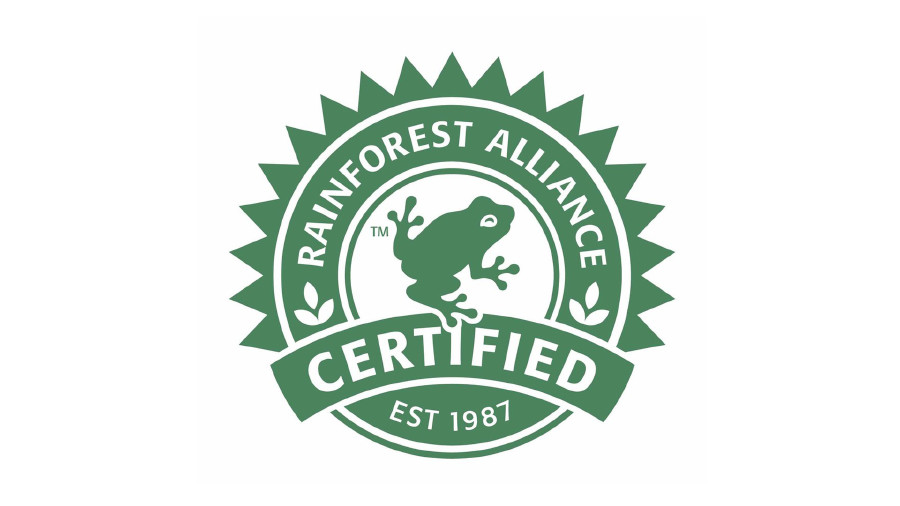 Logo Rainforest Alliance Certified © -, -