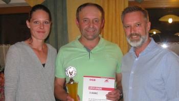 Den 3. Platz bei der gemischten Mannschaftswertung erreichte die Fa. Kneidinger © AK Rohrbach