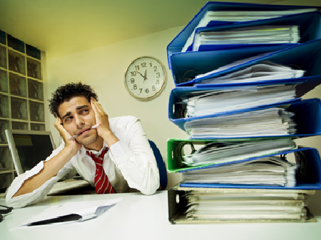 Man at work © diego cervo, Fotolia.com