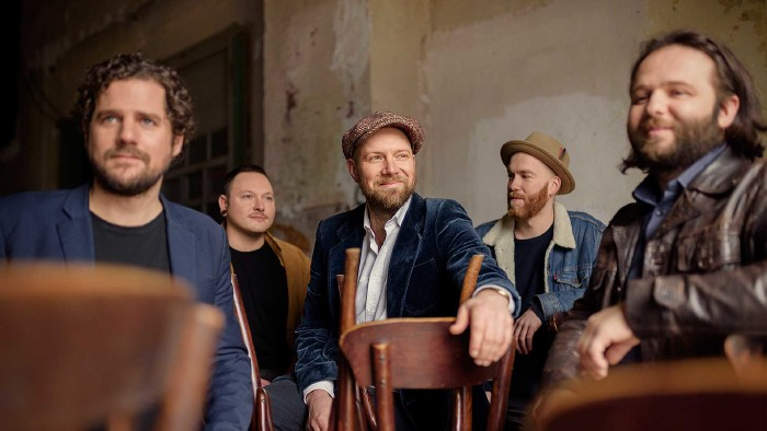 Henrik Freischlader Band © Timo Wilke