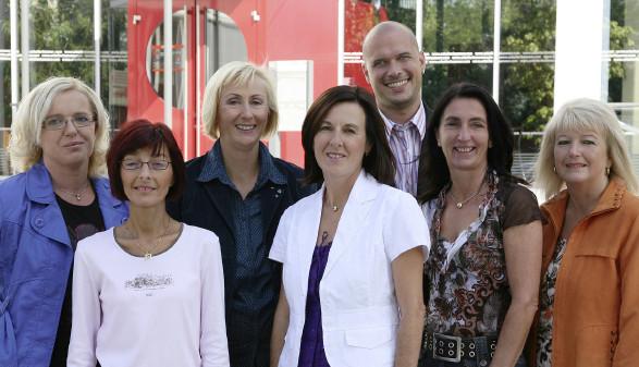 Das Team der AK Grieskirchen © -, Arbeiterkammer Oberösterreich