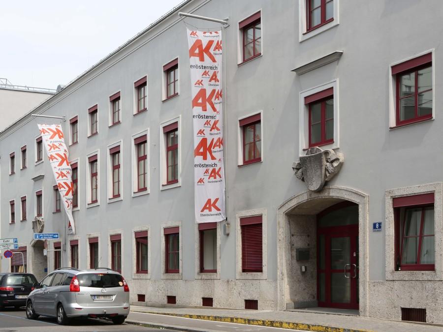 AK Wels © -, Arbeiterkammer Oberösterreich