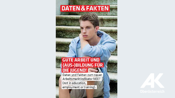 Gute Arbeit und (Aus-)Bildung für die Jugend © -, Arbeiterkammer Oberösterreich