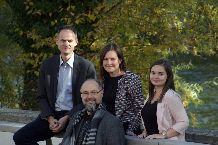 Forschergruppe der FH Steyr © -, FH Steyr