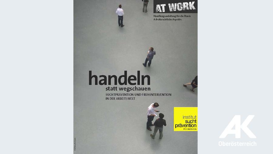Broschüre handeln statt wegschauen © -, Arbeiterkammer Oberösterreich