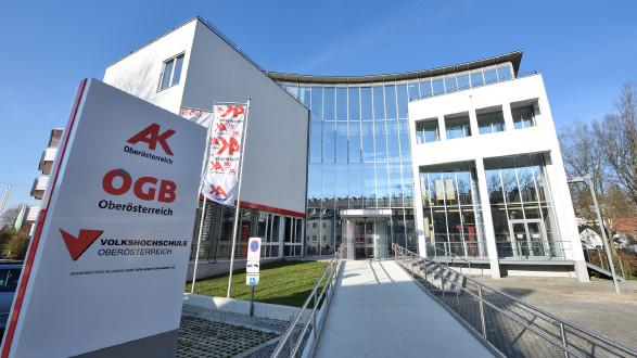Arbeiterkammer Grieskirchen © Michael Thallinger, MTMedien