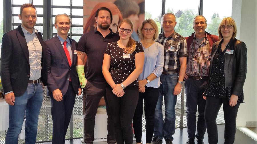 Der Jugendnetzwerk-Dialog in Grieskirchen setzte sich mit der Stärkung ausgrenzungsgefährdeter Jugendlicher auseinander © -, Arbeiterkammer Oberösterreich