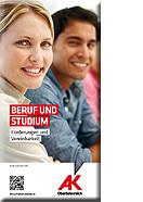 Broschüre Beruf & Studium © AK OÖ, AK OÖ