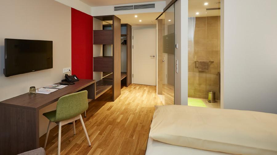 2-Bett-Zimmer im Jägermayrhof © -, Arbeiterkammer Oberösterreich