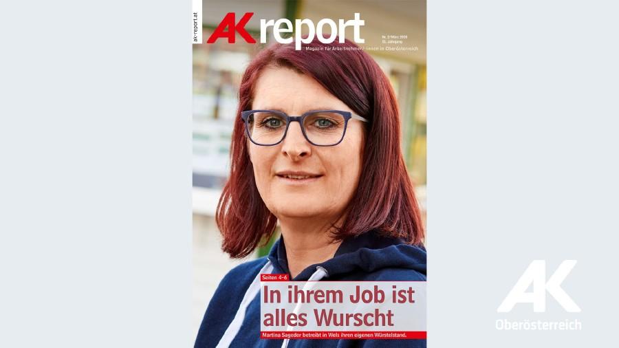 AK Report 2020 Nr. 2 © -, Arbeiterkammer Oberösterreich