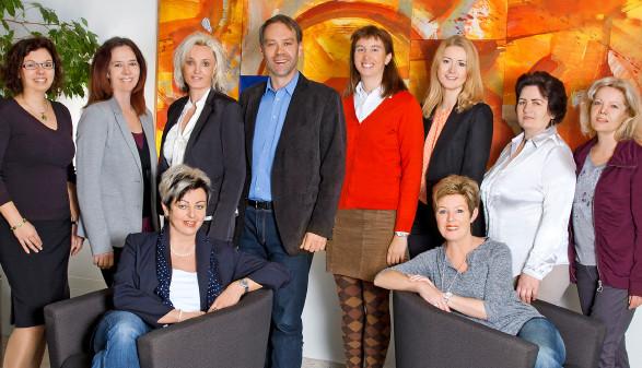 Das Team der AK Steyr © -, Arbeiterkammer Oberösterreich