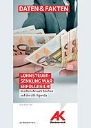 Lohnsteuersenkung war erfolgreich © AKOÖ, -