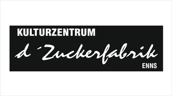 Logo Kulturzentrum d'Zuckerfabrik Enns © -, Kulturzentrum d'Zuckerfabrik Enns