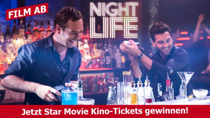Film: Nightlife © Warner Bros, star movie | akooe