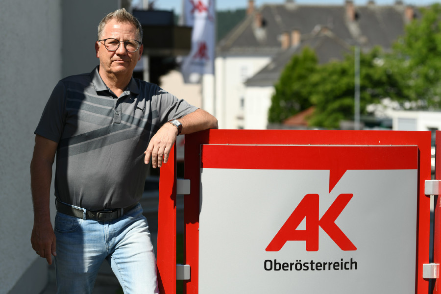 Klaus Riegler © Wolfgang Spitzbart, AK OÖ