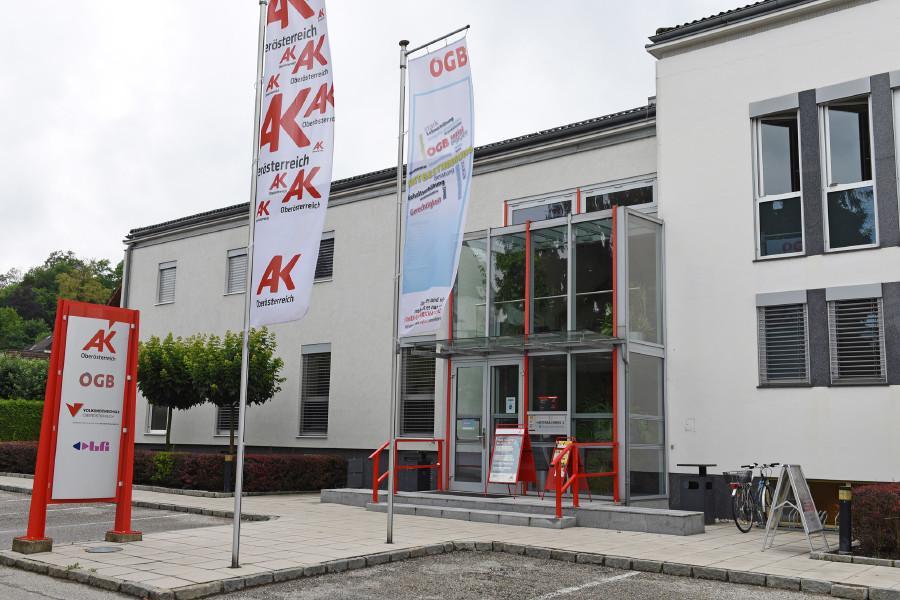 AK Bezirksstelle Perg © Wolfgang Spitzbart, AK OÖ