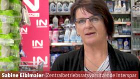 Zentralbetriebsratsvorsitzende bei Interspar: Sabine Eiblmair © -, Arbeiterkammer Oberösterreich