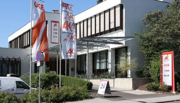 AK-Bezirksstelle Steyr © -, Arbeiterkammer Oberösterreich