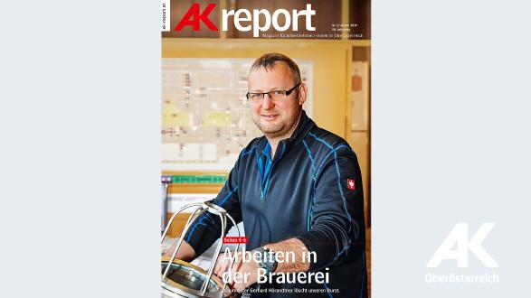 AK Report 2019 Nr. 1 © -, Arbeiterkammer Oberösterreich