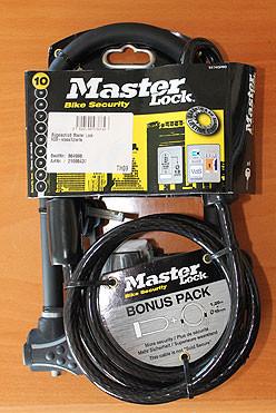 Master-Lock Bügelschloss © AK Konsumentenschutz, -