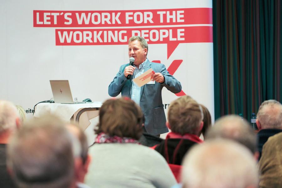 Pensionsinfoveranstaltung Freistadt © F. Dolzer, Arbeiterkammer Oberösterreich