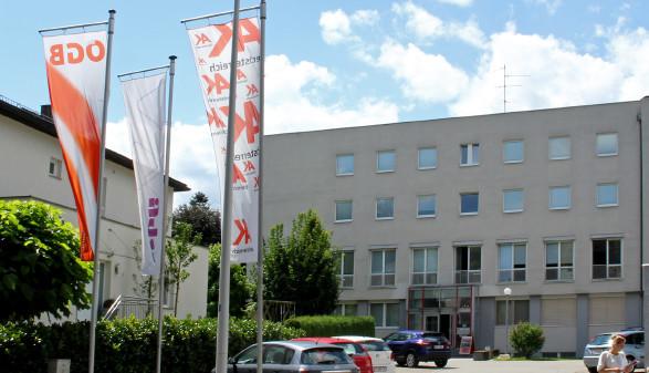 AK Ried © -, Arbeiterkammer Oberösterreich