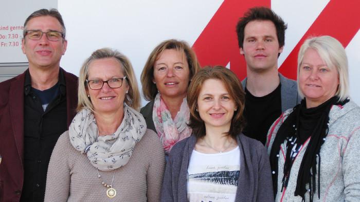 Das Team der AK Eferding © -, Arbeiterkammer Oberösterreich