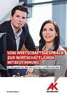 Broschürencover: Wirtschaftsgespräche © -, AK Oberösterreich