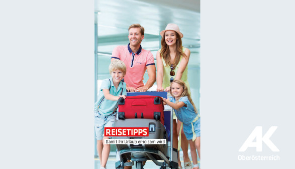 Broschüre: Reisetipps © -, Arbeiterkammer Oberösterreich