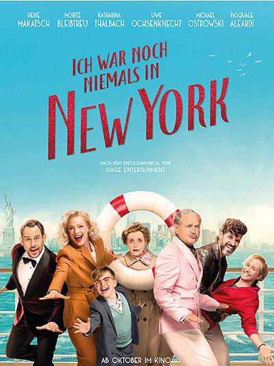 Ich war noch niemals in New York © -, star movie