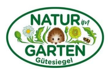 """Logo: Natur im Garten © """"Natur im Garten"""""""