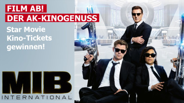 Film: Men In Black - International © -, Sony Pictures / akooe