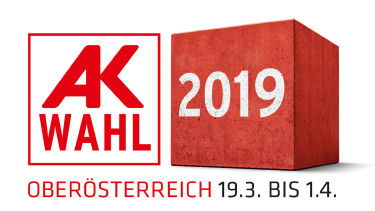 AK Wahl 2019 - Termin © -, Arbeiterkammer Oberösterreich