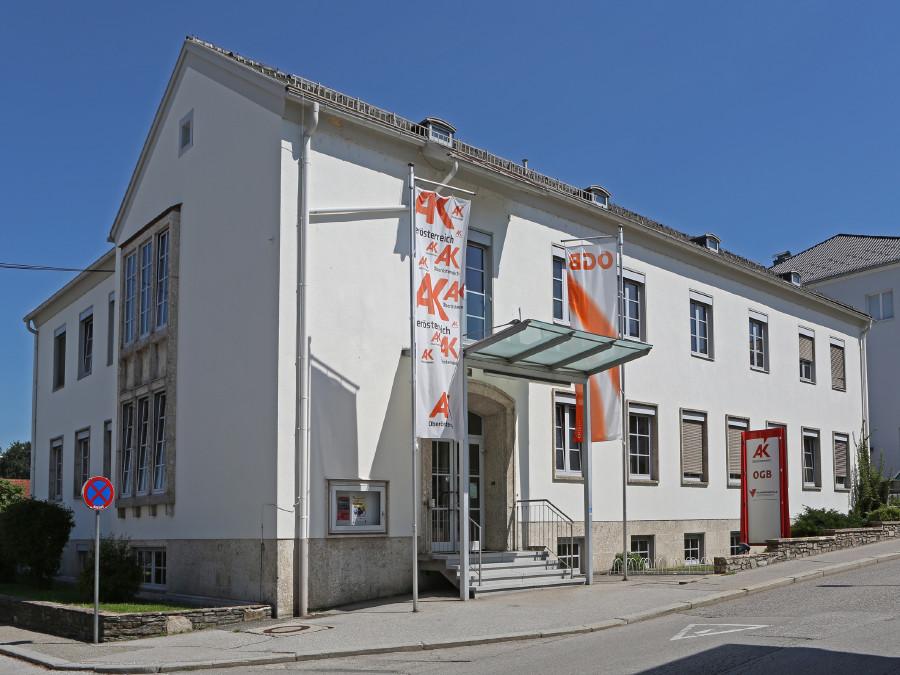 Bezirksstelle Kirchdorf © -, Arbeiterkammer Oberösterreich