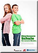 Eine bessere Schule für unsere Kinder © AK OÖ, AK OÖ