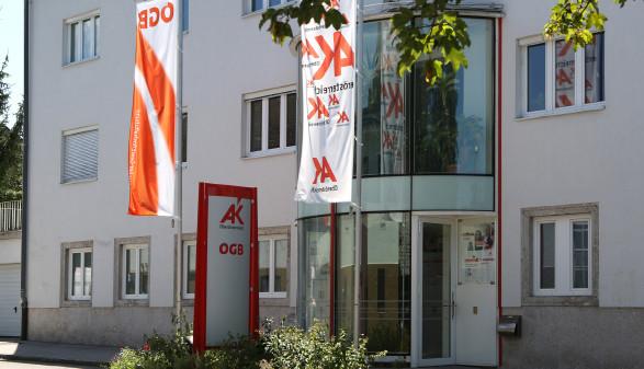 AK Gmunden © -, Arbeiterkammer Oberösterreich