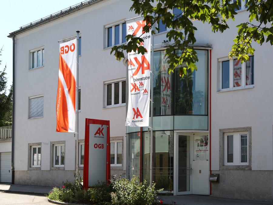 Bezirksstelle Gmunden © -, Arbeiterkammer Oberösterreich