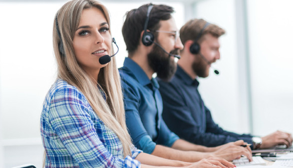 telefonische Beratung © yurolaitsalbert, stock.adobe.com